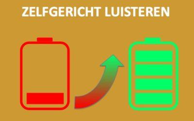ZEVEN LUISTERNIVEAUS 1: Zelfgericht luisteren voor meer energie