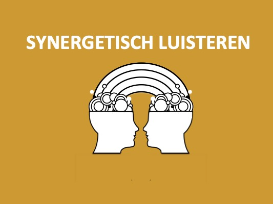 ZEVEN LUISTERNIVEAUS 6: Synergetisch luisteren voor vernieuwende creatiekracht